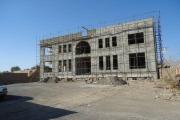 همت برای تکمیل ساختمان امور خیریه محله دیزه