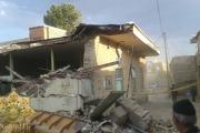 مسجد قدیمی  غیبلو تخریب شد